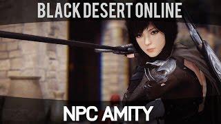 BLACK DESERT ONLINE ITA GUIDA #4 - NPC Amity