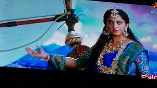 Ore  or oril   bahubali  2  song  enjoy