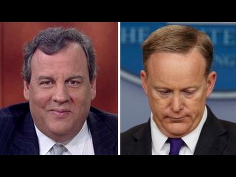 Thumbnail: Christie on Spicer's Hitler comment: 'He should know better'