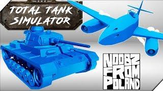 СУПЕР БИТВЫ. САМОЛЕТЫ против ТАНКОВ - Игра Total Tank Simulator demo 5. Новая стратегия