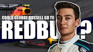 Could George Russell move to RedBull in 2022?