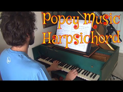 The Sailor´s Hornpipe - Traditional (XVIII Century) - (Harpsichord version)