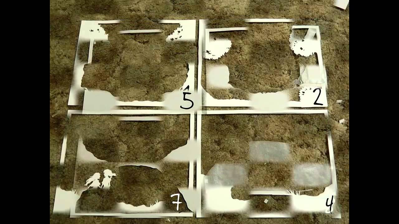 kirigami paper cut shadow box youtube. Black Bedroom Furniture Sets. Home Design Ideas