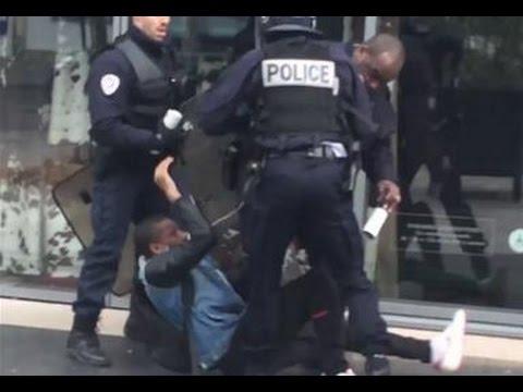 [Un CRS parle] Violences policières sur Adam/lycée Henri-Bergson : Surmenage, la cause des bavures?