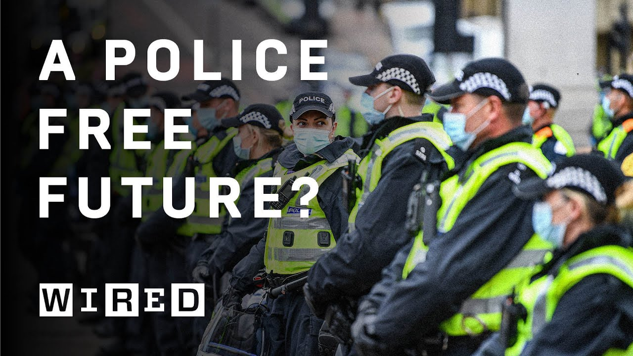What Does 'Defund the Police' Actually Mean? | WIRED UK