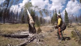 Wyoming Hotshots 2016 Fire Season