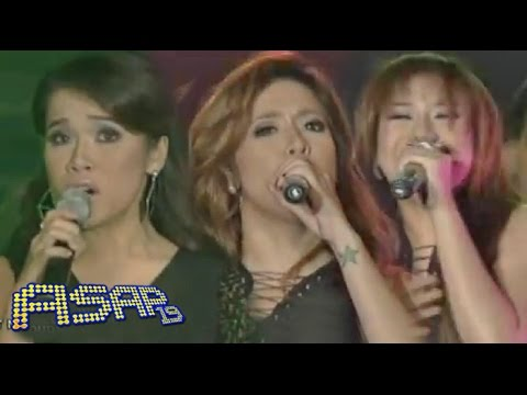 ASAP HD Klarisse Morissette and Angeline...