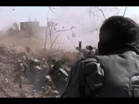 Updates from the Eastern Ghouta pocket | First week of February 2018 | Syria
