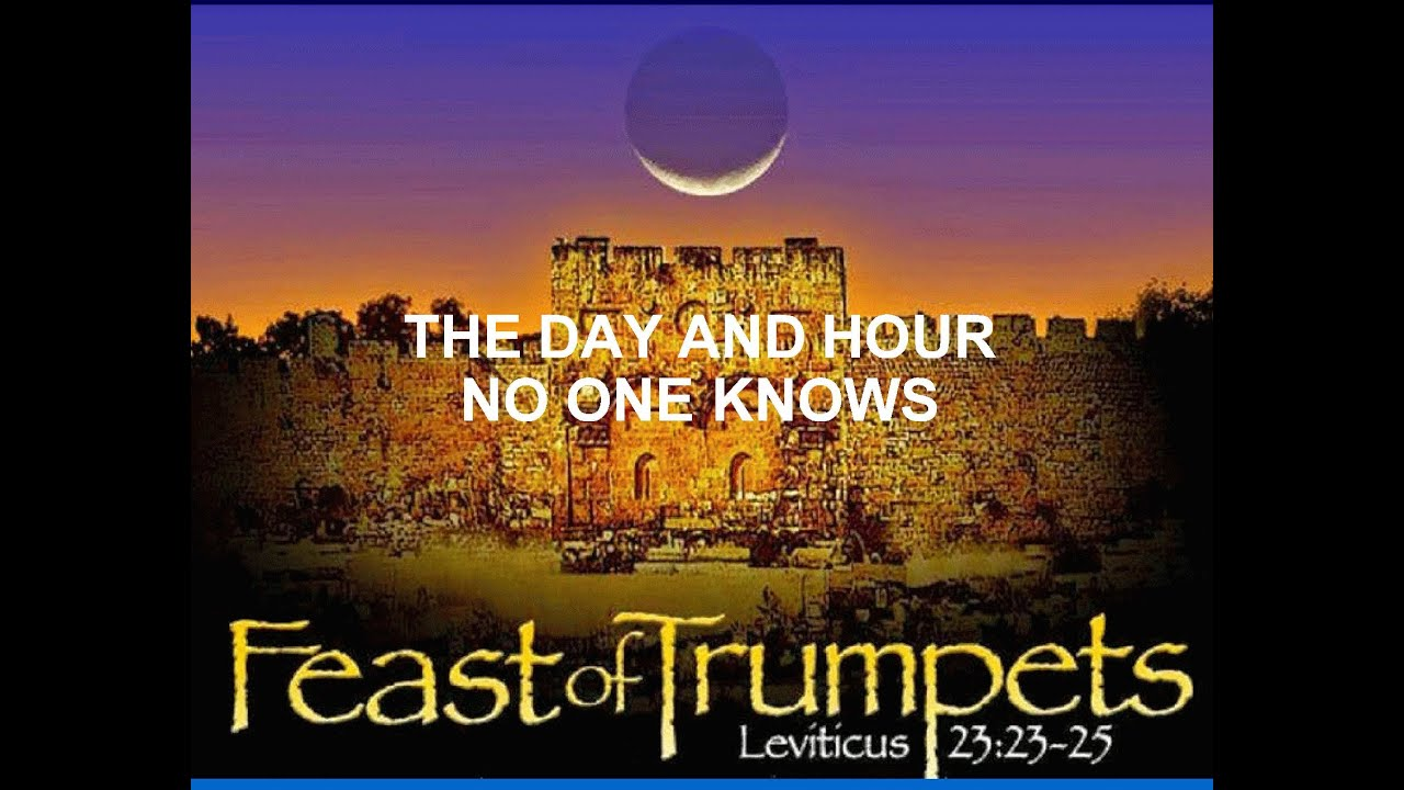 Hebrew Roots The Feast of Trumpets - God's Hinge-point in History ...