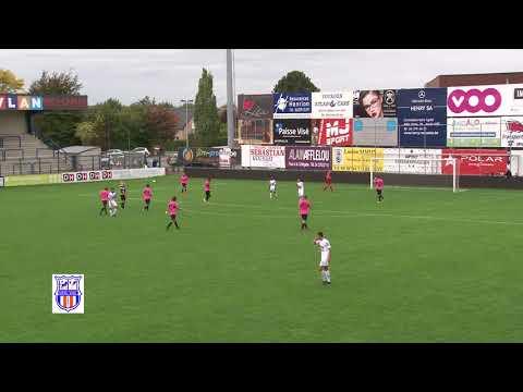 1 octobre 2017 URSL Vise - FC Tilleur  le résume en image