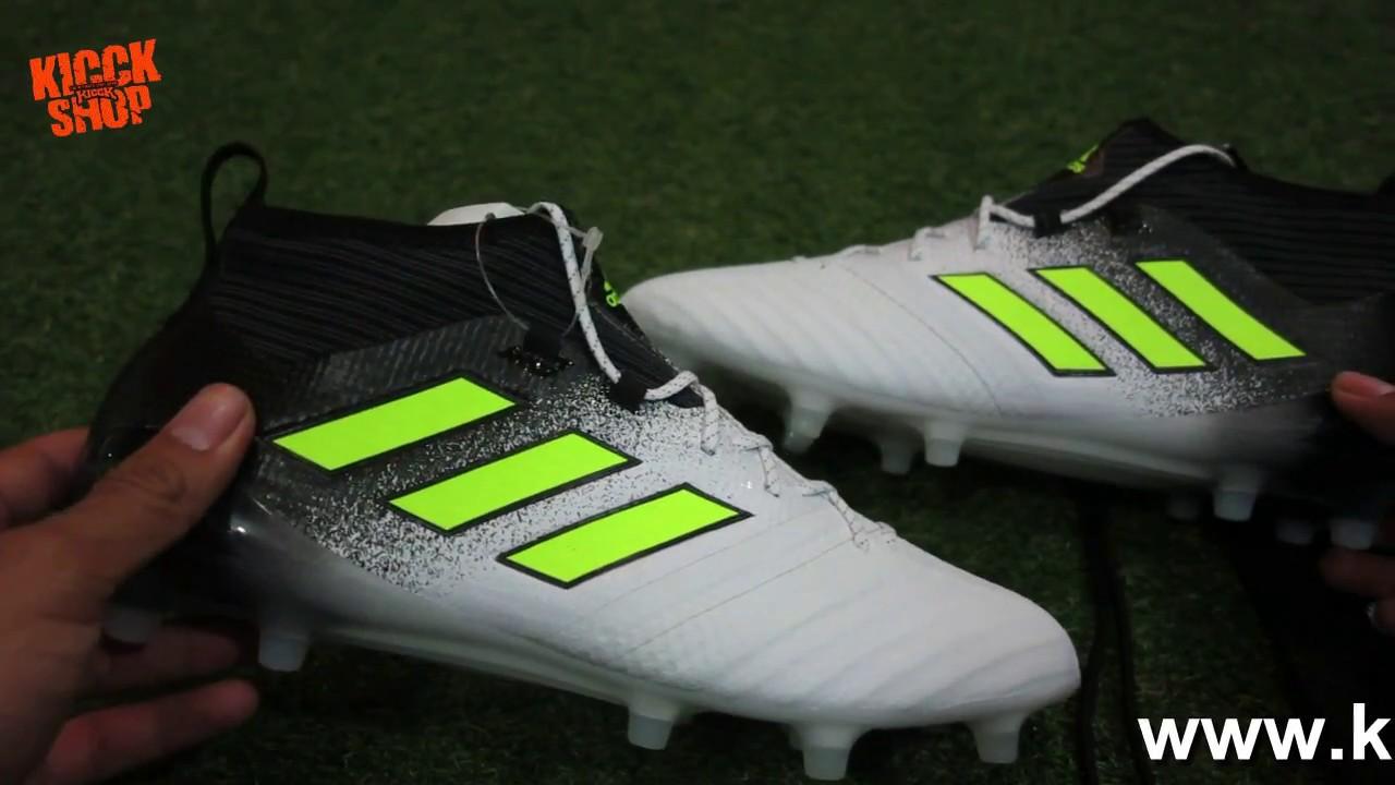 sports shoes dc4fa 5e5c8 UNBOXING adidas Ace17.1 FG Dust Storm Pack (Thai Version)