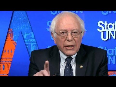 Full interview with Sen. Bernie Sanders