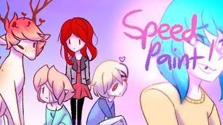 New YouTube Banner! | Speedpaint