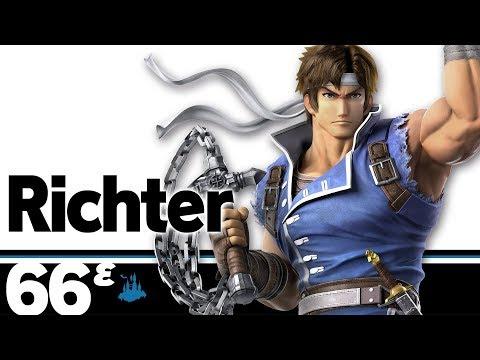 66ᵋ: Richter – Super Smash Bros. Ultimate