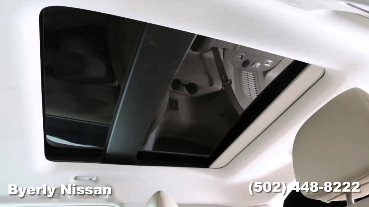 Nissan Sentra Service Manual: Moonroof does not operate properly