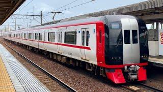名鉄2000系 常滑線特急名古屋方面 道徳駅通過