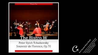 The Bistro W plays