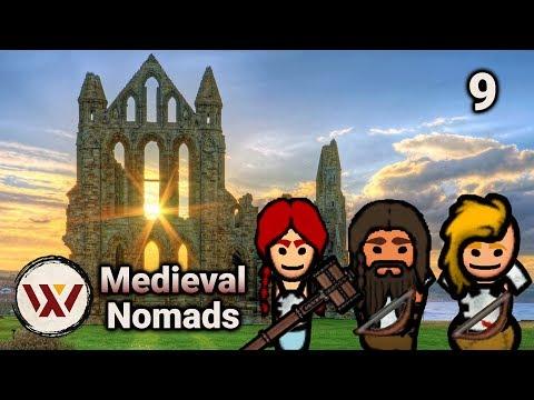 Restful Reprieve! #9 Medieval Nomads - Rimworld No Pause Intense Gameplay Challenge! Beta 18