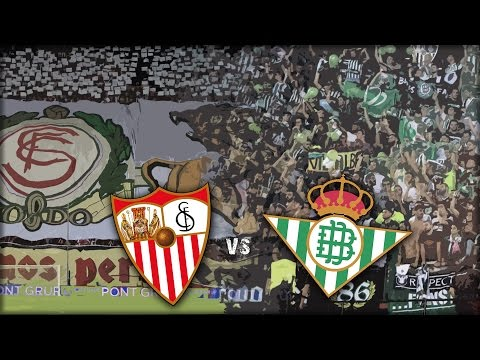 Ultras World on Tour - FC Sevilla vs Real Betis (20.09.2016)