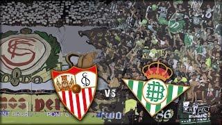 Ultras World on Tour - FC Sevilla vs Real Betis (20.09.2016)