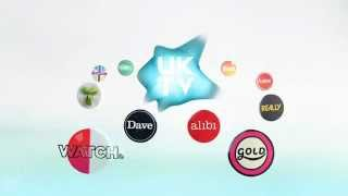 UKTV Night Loop - Solar System 2013-2