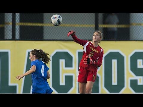 Women's Soccer: Vermont vs. Rhode Island (9/4/16)