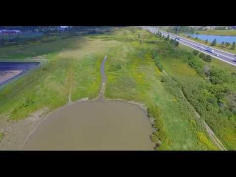 Dingman Creek Drone Footage - Zone D
