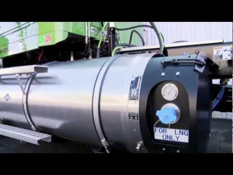Entrenamiento del Conductor de Camiones Westport 15L con GNL