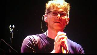 a-ha live acoustic - Take on me (HD) - Wembley SSE Arena -19-10-2017