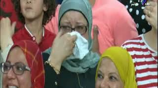 مع شوبير - شاهد بكاء والدة حسام غالي من مباراة حسام غالي وسط دموع العائلة