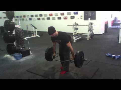 TonyGentilcore.com Split Stance Trap Bar RDL