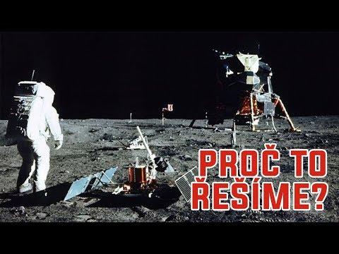 Velkolepý plán, jak vrátit člověka na Měsíc - Proč to řešíme? #435