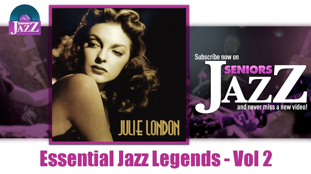 Julie London - Essential Jazz Legends Vol 2 (Full Album / Album complet)