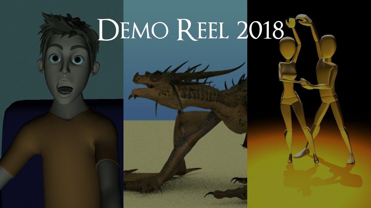 Melissa Yee - Demo Reel 2018