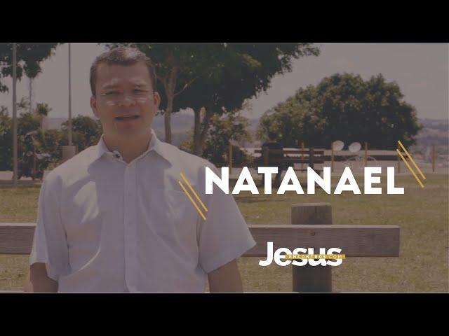 ENCONTROS COM JESUS - Natanael // Teles Júnior