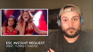 ESC 2009 Instant Request - Hadise of TURKEY!