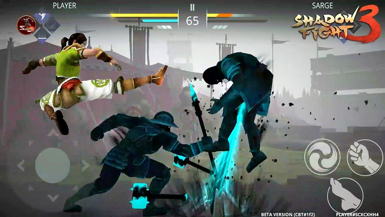 Kết quả hình ảnh cho Shadow Fight 3