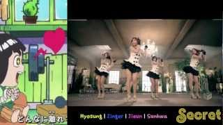 "120511 SECRET ""Twinkle Twinkle"" FULL PV 시크릿 シークレット [A/V edited] (read desc. ^^)"