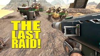 The Last Raid! (Ark Wars Pvp Tribe Life) - Ark: Survival Evolved (SE) - Ep.8