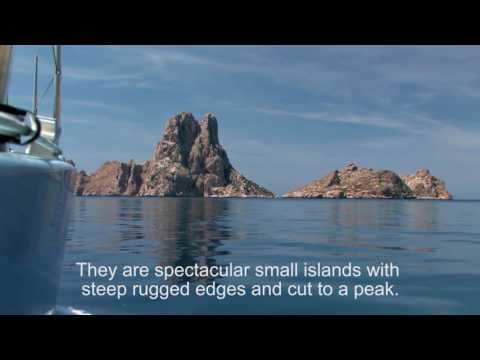 Sailing around the coast of Ibiza and Formentera (trailer)