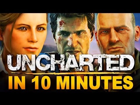 The Uncharted Story