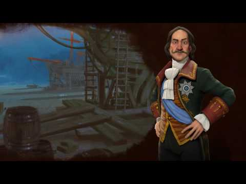 Russia Theme - Industrial (Civilization 6 OST)   Kalinka