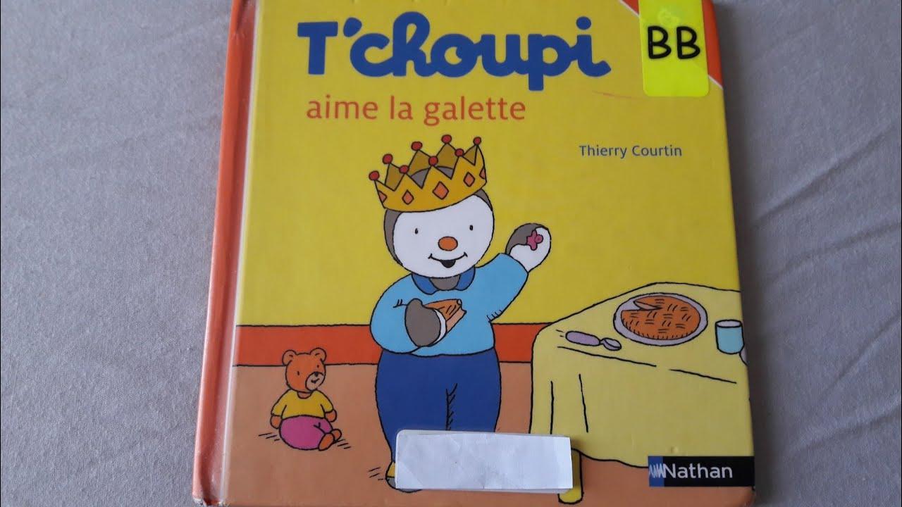 Histoire pour les enfants t 39 choupi aime la galette youtube - T choupi aime la galette ...