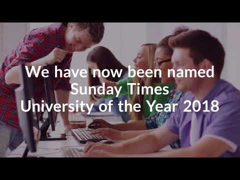 NUI Galway University of the Year 2018