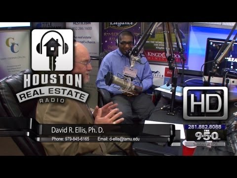 Houston Transportation Infrastructure - Houston Real Estate Radio - Part 1 of 2