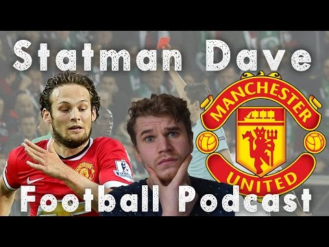 DALEY BLIND HAS BECOME MANCHESTER UNITED'S FIRST CHOICE LEFT BACK | FOOTBALL PODCAST