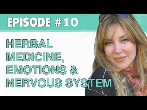 The Eczema Podcast S1 E10: Herbal Medicine, Emotions & Nervous System