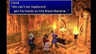 PSX Longplay [003] Final Fantasy VII (part 3 of 4)