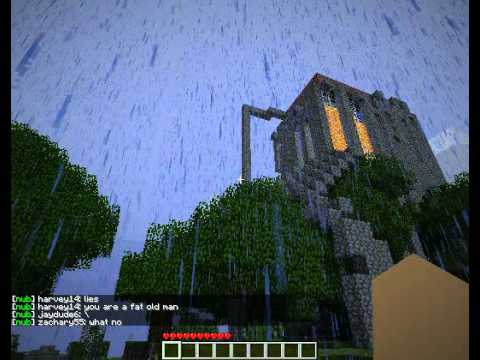 Lets Explore Other MineCraft Worlds Part 1