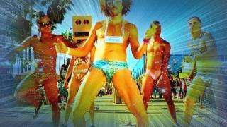 Repeat youtube video LMFAO - Sexy And I Know It Official Music Video (KSic Style) (@KSicsFaces)
